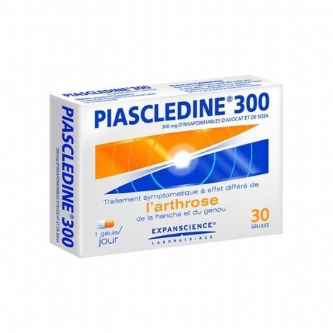 Piascledine 300 mg 30 Gélules pas cher, discount