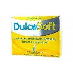 Dulcosoft Soulage la Constipation 10 Sachets pas cher, discount