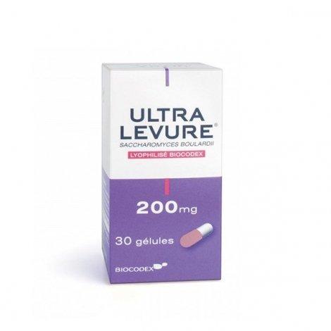 Ultra Levure 200 mg 30 Gélules pas cher, discount