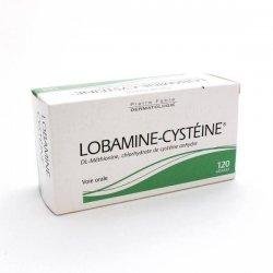 Lobamine - Cystéine 120 Gélules