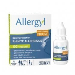 Allergyl Spray Protection Rhinite Allergique 200 doses pas cher, discount