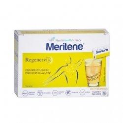 Nestlé Meritene Regenervis Goût Orange 20 sachets pas cher, discount