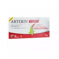 Arterin Fort Cholestérol 90 Comprimés pas cher, discount