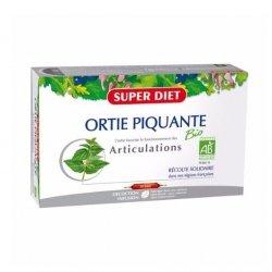 Superdiet Ortie Piquante Bio Articulations 20 Ampoules