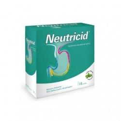 Neutricid Brûlure d'Estomac Suspension Buvable 18 sachets pas cher, discount