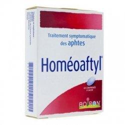 Boiron Homéoaftyl Traitement des Aphtes 60 comprimés pas cher, discount