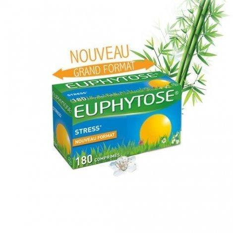 Euphytose Troubles Mineurs de l'Anxiété et du Sommeil 180 comprimés pas cher, discount