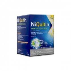 NiQuitin 4mg Menthe Glaciale Sans Sucre 100 Gommes pas cher, discount