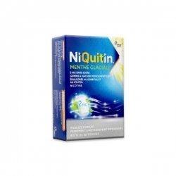 NiQuitin 2mg Menthe Glaciale Sans Sucre 30 Gommes pas cher, discount