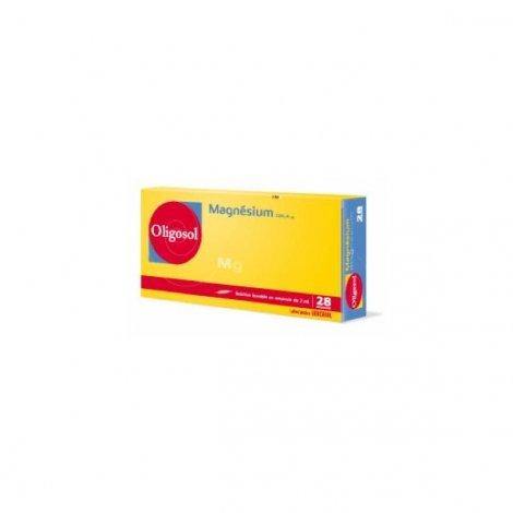 Oligosol Magnésium 28 Ampoules pas cher, discount