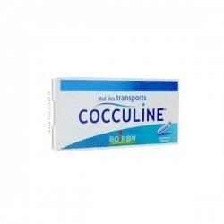 Cocculine Mal des Transports 6 récipients Unidoses pas cher, discount