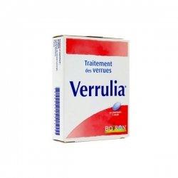 Verrulia Traitement des Verrues 60 comprimés à sucer pas cher, discount