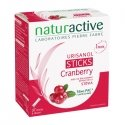 NaturActive Urisanol Cranberry 1 mois 28 Sachets Sticks
