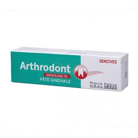 Arthrodont Pâte Gingivale 80g pas cher, discount