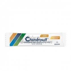 Chondrosulf 1200mg Arthrose Hanche et Genou Gout Vanille/Caramel 30 sachets
