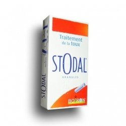 Boiron Stodal Traitement De La Toux Granules 2x4g pas cher, discount