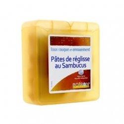 Boiron Pâtes De Réglisse Sambucus Toux Rauque 70g pas cher, discount