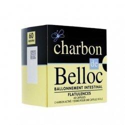 Charbon De Belloc 125mg Ballonnements x60 Capsules pas cher, discount