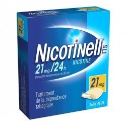 Nicotinell 21 mg/24h 28 Patchs pas cher, discount