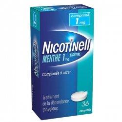 Nicotinell 1 mg Menthe 36 Comprimés à sucer pas cher, discount