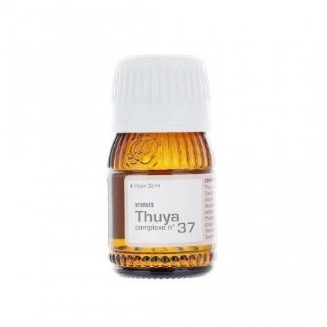 Lehning Verrues Thuya Complexe n°37 30ml pas cher, discount
