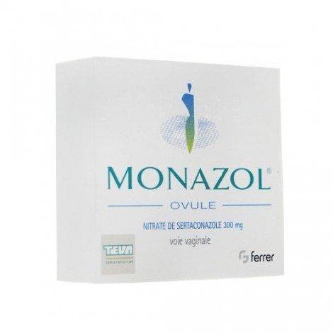Ferrer Monazol 300mg Mycoses x1 Ovule Vaginal pas cher, discount