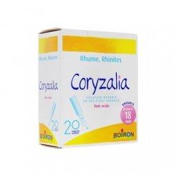Boiron Coryzalia Rhumes Rhinites +18 Mois x20 Unidoses