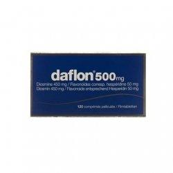 Daflon 500mg Jambes Lourdes x120 Comprimés