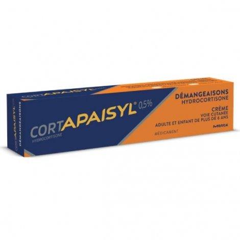 Cort Apaisyl 0,5% Crème Hydrocortisone Tube 15 g pas cher, discount