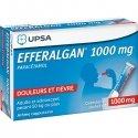 Efferalgan 1000mg Cappuccino Adultes et Adolescents + de 50 kg x8 sachets