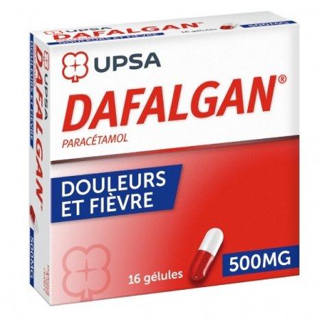 Dafalgan 500 mg 16 Gélules pas cher, discount
