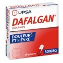 Dafalgan 500 mg 16 Gélules