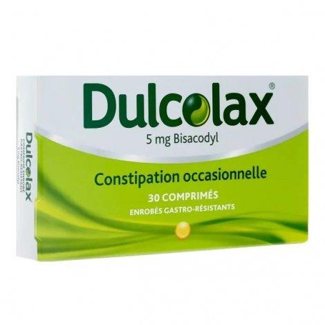 Dulcolax 5mg Bisacodyl Constipation Occasionnelle 30 comprimés pas cher, discount