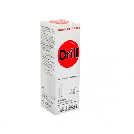 Drill Maux de Gorge Collutoire 40 ml pas cher, discount