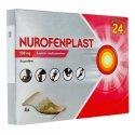 NurofenPlast 200 mg Emplâtre médicamenteux x 4
