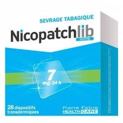 Nicopatchlib 14 mg/24h 28 Patchs