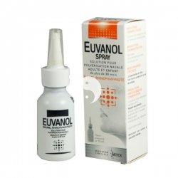 Euvanol Spray Nasal 15 ml pas cher, discount