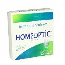 Homéoptic Collyre 10 Récipents Unidoses pas cher, discount