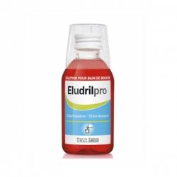 Eludril Pro Solution Bain de Bouche 500 ml