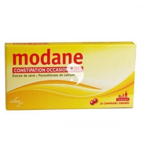 Modane Constipation Occasionnelle 20 Comprimés Enrobés pas cher, discount