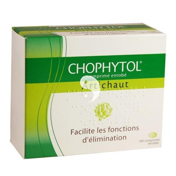 Chophytol Artichaut 180 Comprimés