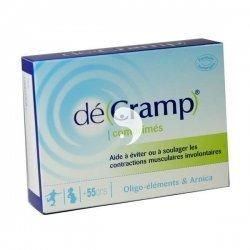 DéCramp Comprimés Contractions Musculaires Boîte de 40 Comprimés pas cher, discount