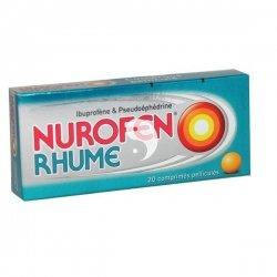 Nurofen Rhume 20 Comprimés pelliculés pas cher, discount