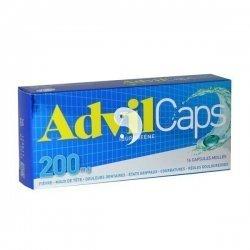 AdvilCaps 200 mg 16 Capsules molles pas cher, discount