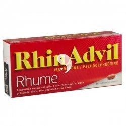 RhinAdvil 20 Comprimés enrobés