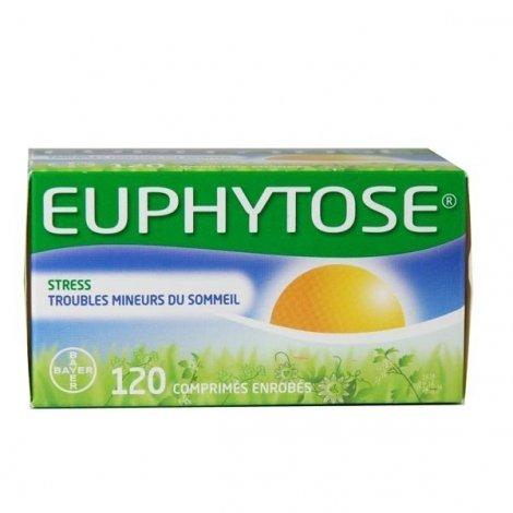 Euphytose Troubles Mineurs de l'Anxiété et du Sommeil 120 cp pas cher, discount