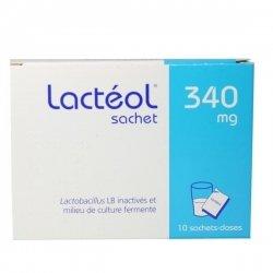 Lactéol 340 mg 10 sachets-doses pas cher, discount