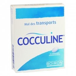 Cocculine Mal des Transports 40 Comprimés orodispersibles pas cher, discount