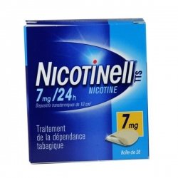 Nicotinell 7 mg/24h 28 Patchs pas cher, discount