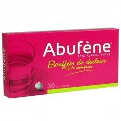 Abufène Bouffées de Chaleur 30 Comprimés pas cher, discount